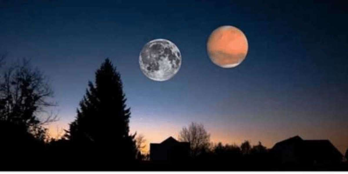 La Señal de las 2 Lunas en el Cielo