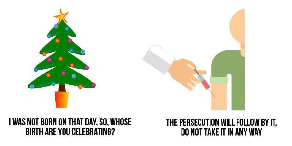 Pregunte al Señor Jesús acerca de las Vacunas y la Navidad