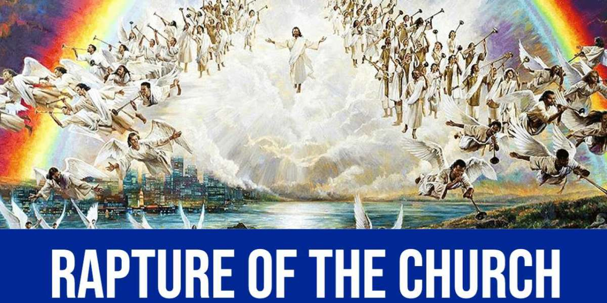 Prayer to Participate in The Rapture of the Church of Christ