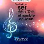 Alabad a Dios
