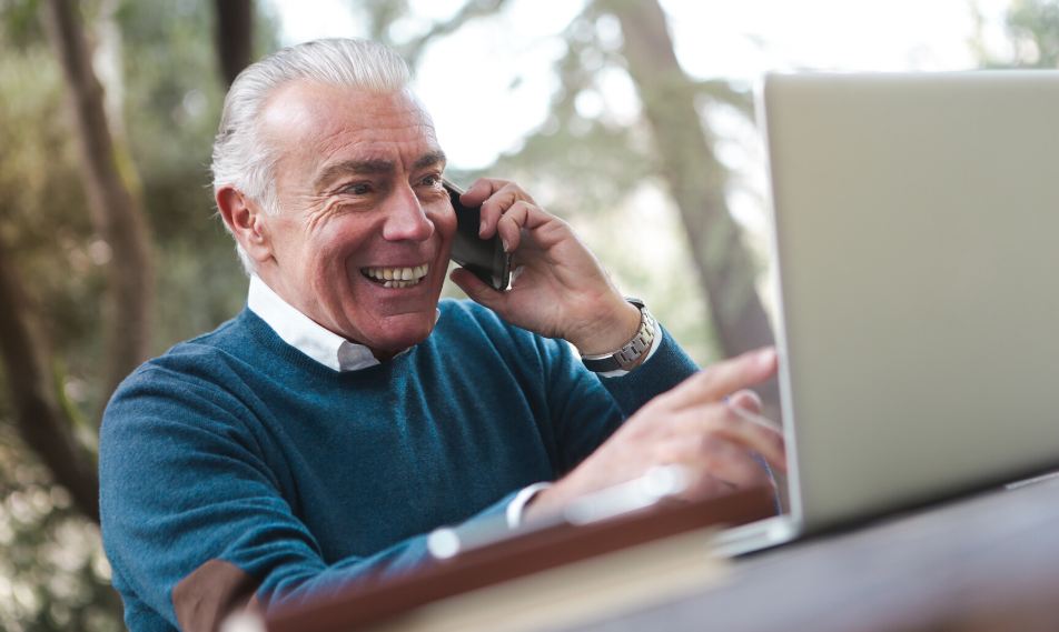 5 Activities for Seniors Over Video Call