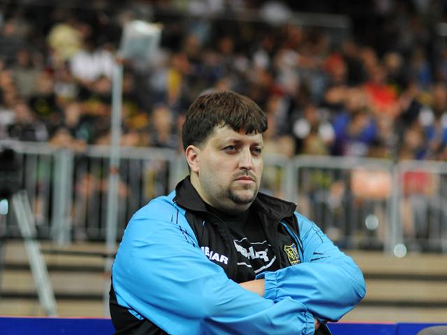Matthias Landfried - Sportdirektor (Cheftrainer und Manager) beim STK Starr Varazdin (CRO), früher u.a. beim 1. FC Saarbrücken TTBL-Trainer