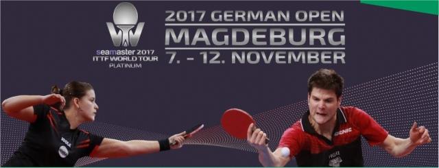 German Open Tischtennis
