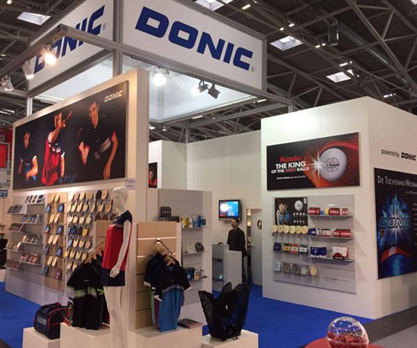 DONIC News 2017 - ISPO