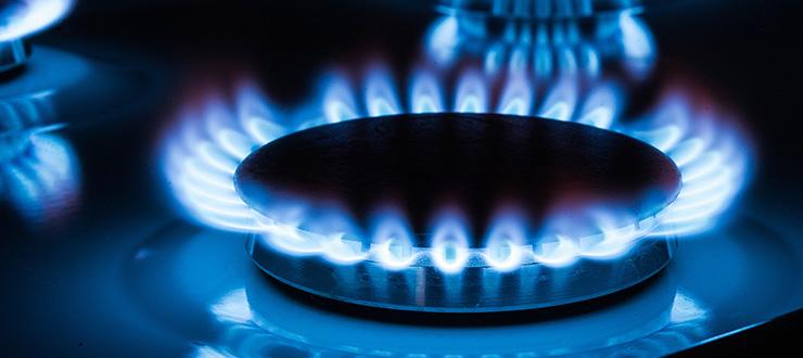 Contrôle de l'installation de gaz