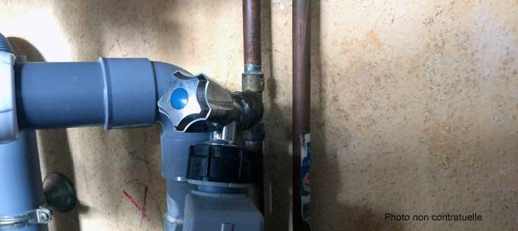 Remplacement flexible alimentation d'eau pour électroménager