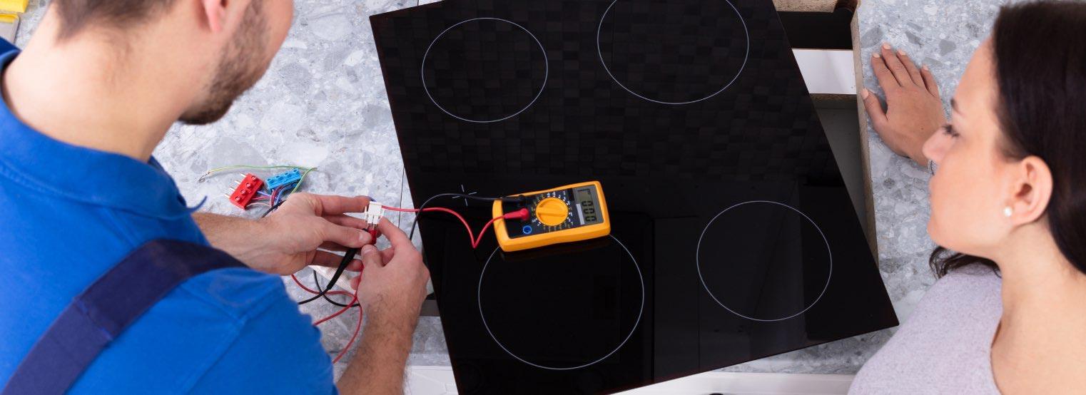 Forfait illimité réparation Table de cuisson