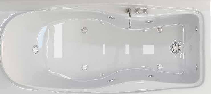 Recherche d'une fuite baignoire