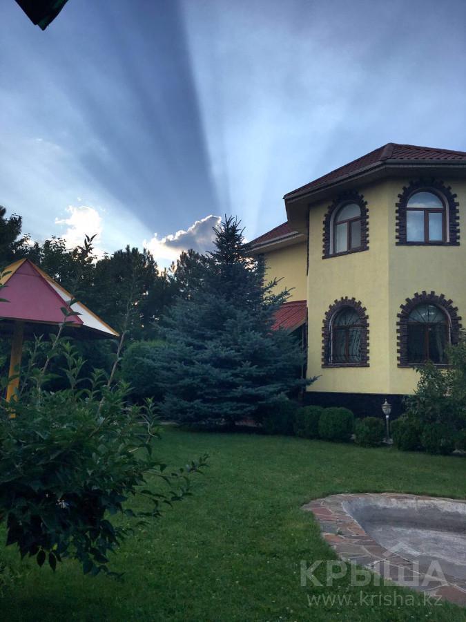 5-комнатный дом, мкр Мирас, Каргалы - Фото №1