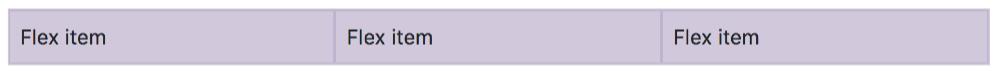 Bootstrap4 コンテンツを横幅ぴったりに配置する