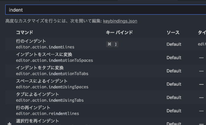 VSCodeの便利機能