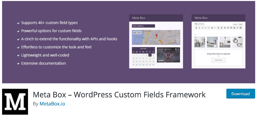 Wordpressのカスタムフィールドプラグイン MetaBoxの使い方