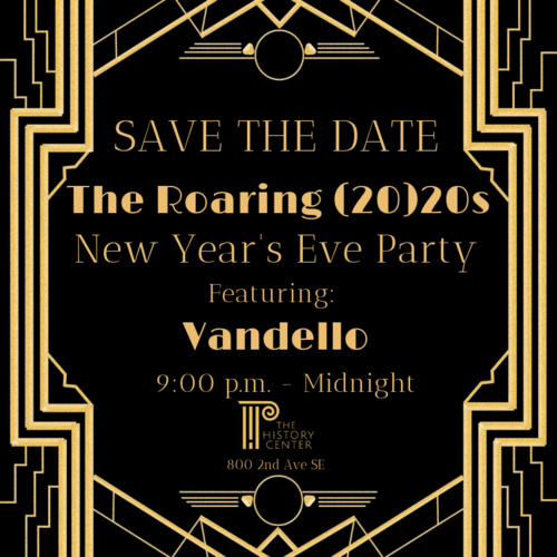 The Roaring (20)20's - New Year's Eve Party