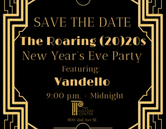 Search save the date new years final