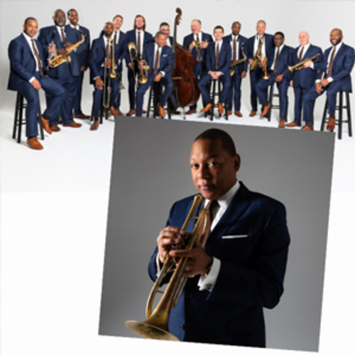 Jazz at Lincoln Center Orchestra with Wynton Marsalias: Big Band Holidays