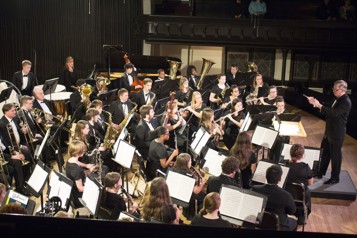 Symphonic Orchestra and Choral Concert