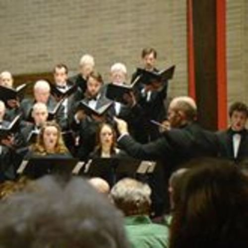 Chamber Singers of Iowa City Choral Concert