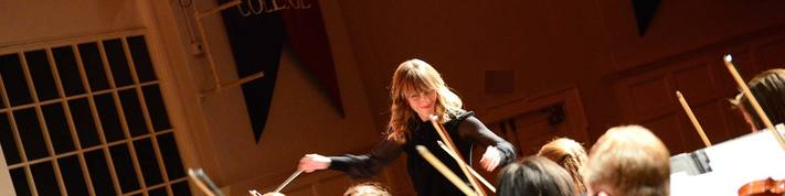 Coe Symphony Orchestra Concert