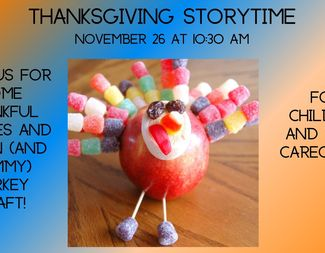 Search thanksgiving storytime  1