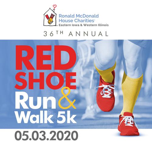 36th Annual Red Shoe Run & Walk 5K