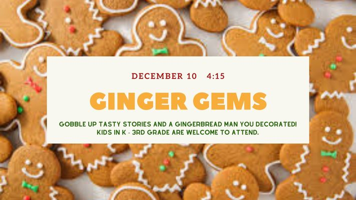 Ginger Gems