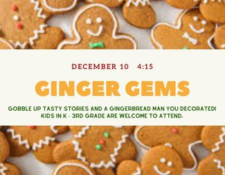 Search ginger gems