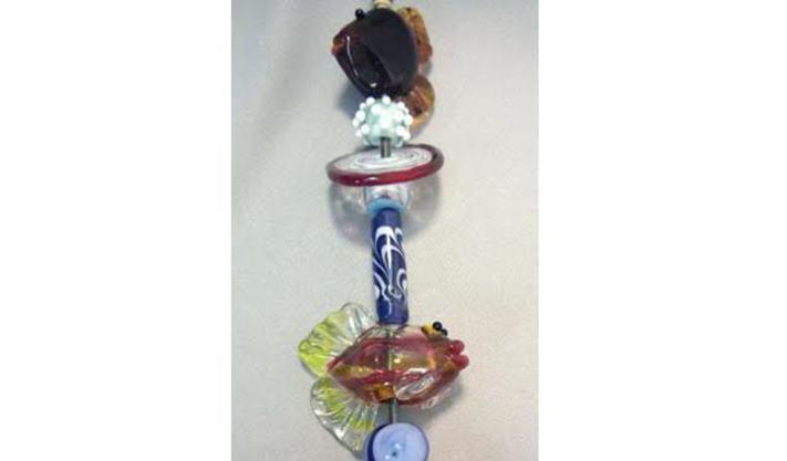 Flame II:  Next Steps in Glass Bead Making