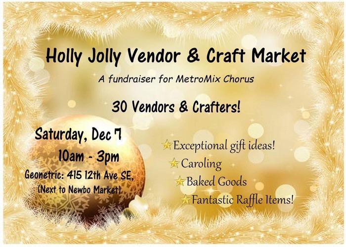 Holly Jolly Vendor & Craft Market