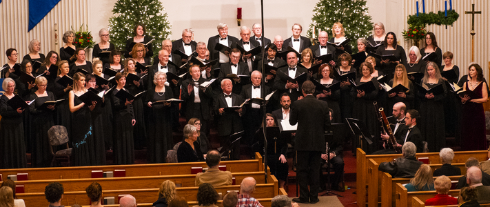 Holiday Choral Concert: Rutter's Magnificat