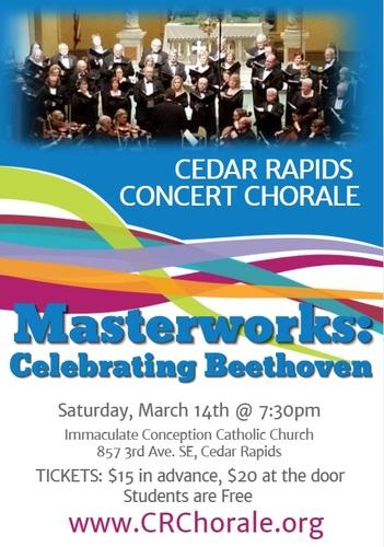 Choral Masterworks: Celebrating Beethoven