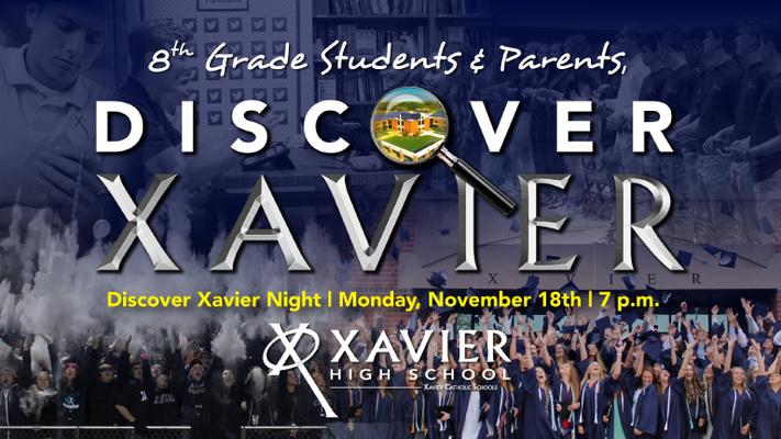 Discover Xavier Night at Xavier High School