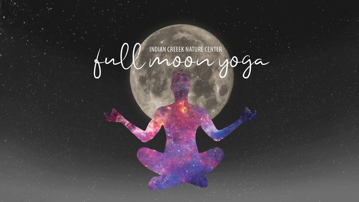 Full Moon Yoga Series: Gentle Yoga for Hips and Shoulders