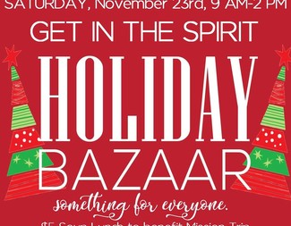 Search holiday bazaar 2019