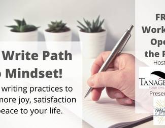 Search write path event