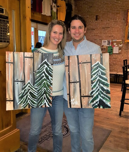 Textile Brewing Company - Cork N Canvas Iowa