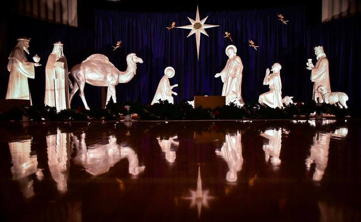 Cedar Rapids Nativity Celebration