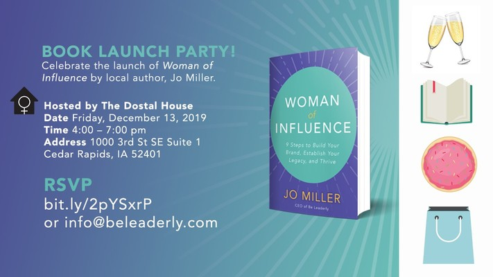 Book Launch Party!