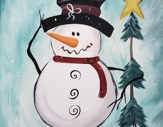 Search snowman