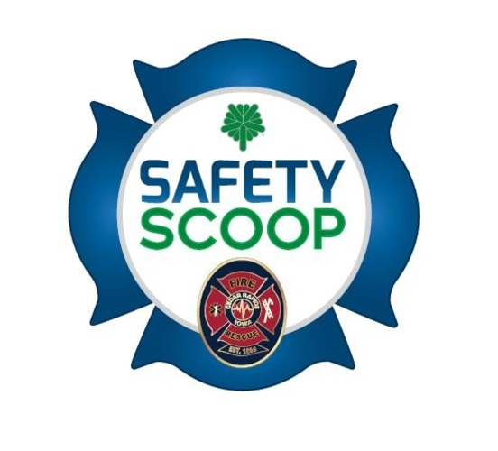 2020 CRFD Safety Scoop: Coping for the holidays- Virtual Event