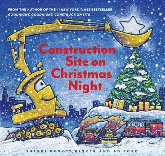 Storytime! Construction Site on Christmas Night