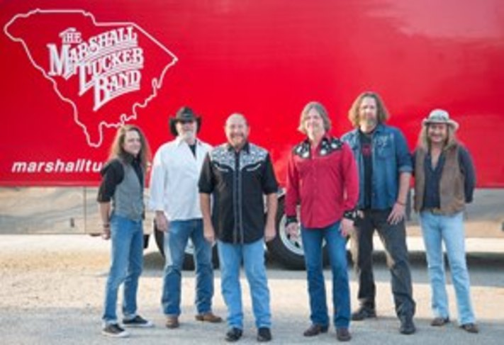 The Marshall Tucker Band with Pure Prairie League