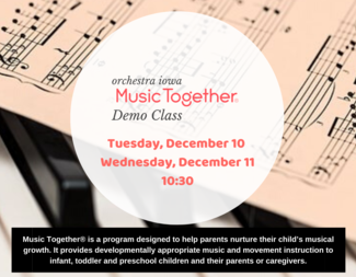 Search music together december 10 and 11  2019