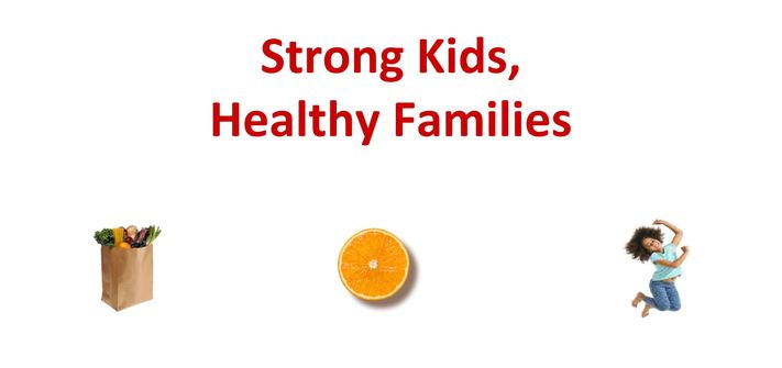Healthy Kids, Strong Families January 2020