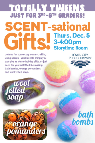 Totally Tweens: Scent-sational Gifts!