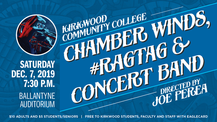 Kirkwood Chamber Winds and Concert Band