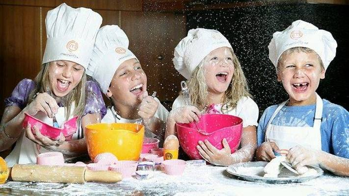 Kids' Kitchen Takeover: Christmas Cooking Class