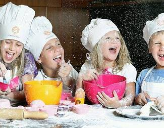 Search kids cooking class