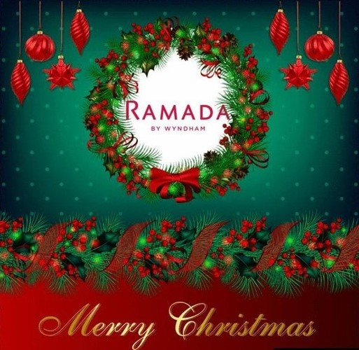 Christmas Brunch at Ramada Hotel & Convention Center