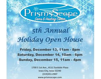 Search 2019 holiday open house