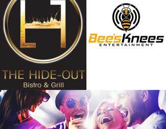 Karaoke with Bee's Knees at The Hide-Out Bistro & Grill
